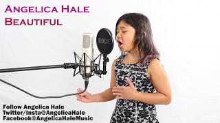 Angelica Hale Covers Beautiful (Christina Aguilera)
