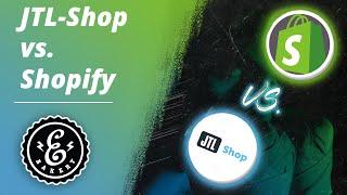JTL-Shop vs. Shopify - Shopsystem-Vergleich 2021 | JTL-Shopsystem vs. Cloud-System