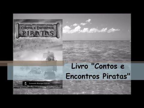 Booktrailer - Contos e Encontros Piratas