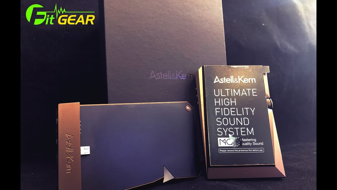 Astell & Kern - AK380 and Dock charger