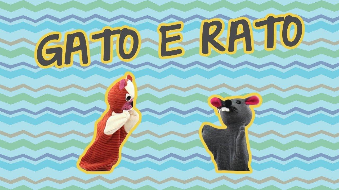 GATO E RATO | BEBÊ MAIS NÚMEROS