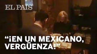 Increpan a la secretaria de Interior de EE UU en un restaurante mexicano