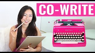 How To Co Write a Bestselling Book in 2 Weeks // Co-writing with a Co-Author