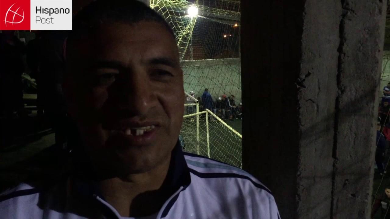 Penales y apuestas: la combinación perfecta en un barrio argentino