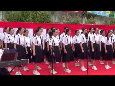 第14回灘・夢ナリエ(鷹匠中学校 合唱部)?