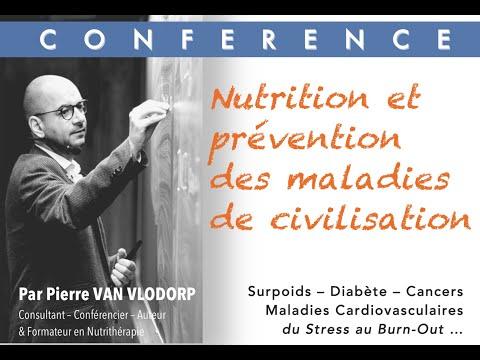 """""""Nutrition & Prévention des maladies de civilisation"""""""