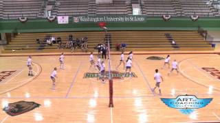 Scramble Drill - Volleyball