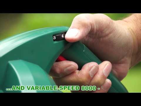 Eurom EBR2800 elektrische bladblazer