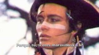 "ADAM ANT ""WONDERFUL"" (SUBTITULADO)"