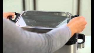 Вакуумний пакувальник Severin FS 3609 від компанії Інтернет-магазин EconomPokupka - відео 2