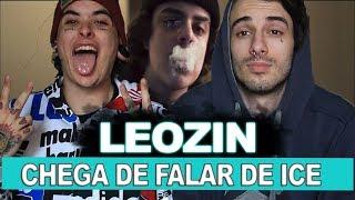 Leozin   Chega De Falar De Ice (Clipe Oficial) | REACT  ANÁLISE VERSATIL