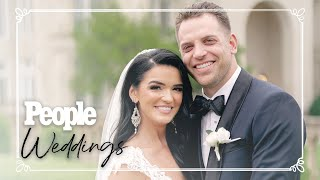Inside Raven Gates & Adam Gottschalk's Intimate Dallas Ceremony | PEOPLE Weddings | PEOPLE