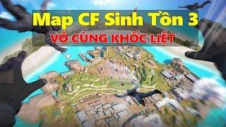 Map CF Sinh Tồn Thứ 3 Mới, VÔ CÙNG KỊCH TÍNH VÀ KHỐC LIỆT.