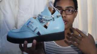 Jeffrey Campbell Shoe Unboxing