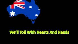 The Official Full Version Of The Australian National Anthem With Lyrics