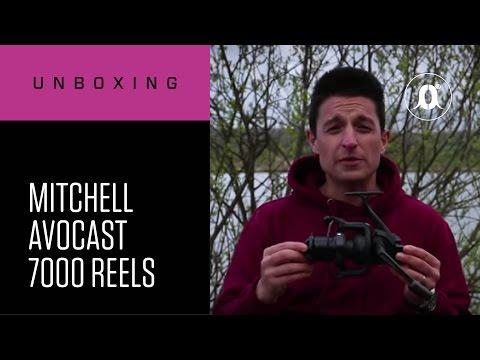 Mitchell Avocast Black Edition távdobó orsó videó