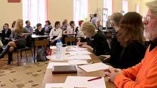 В областной научной библиотеке стартовали прослушивания участников конкурса «Живая классика»