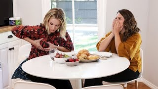 #Momsplaining with Kristen Bell: MomDownload with Katie Lowes
