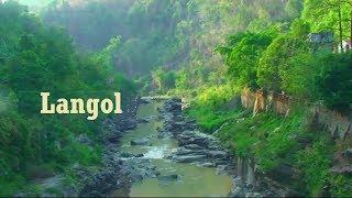 Langol Bridge, Mizoram