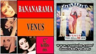 BANANARAMA - Venus (12'' hellfire mix)