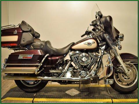 1998 Harley-Davidson Electra Glide Classic in Wauconda, Illinois