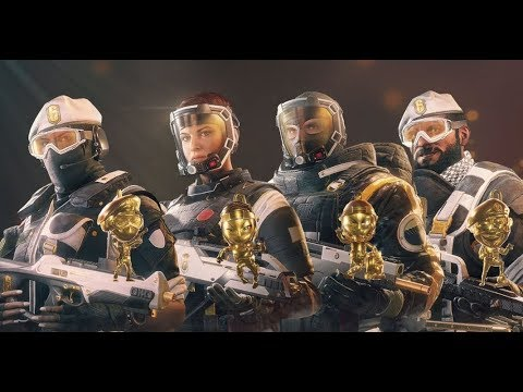 New Rainbow Six Siege New Pro League Skins Y3S4 Lion Finka
