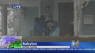 Kids In Babylon Talk About Snow Day