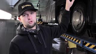 Reisibuss KROWN korrosioonitöötlemise (RUS)