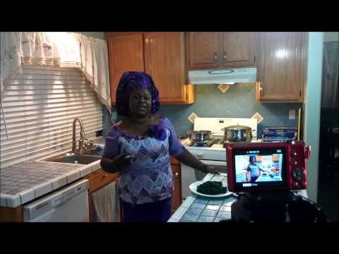 Joyce Kitchen: How To Make Egusi Soup