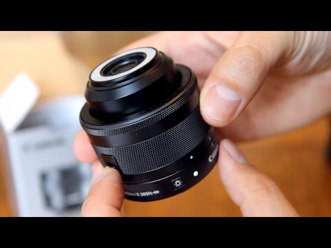 Canon EF-M 28mm f/3.5 IS STM Macro lens review with samples