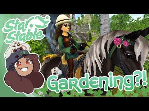Joining the Gardening Society?! 🐴🌟 Star Stable Online