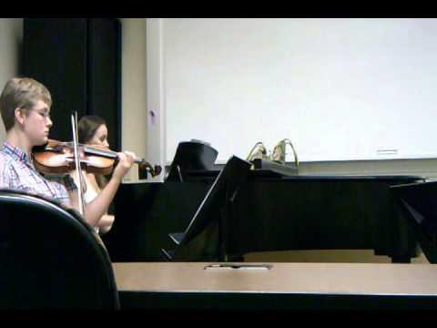 Piano Trio #1 Mvt 1 Dawn on the Badlands