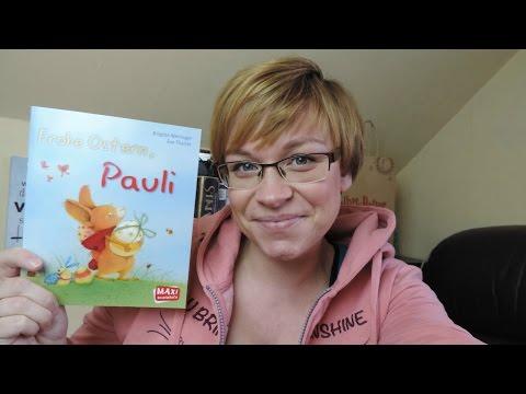 Frohe Ostern Pauli von Brigitte Weninger | Maxi Bilderbuch | Buchvorstellung | Kinderbuch