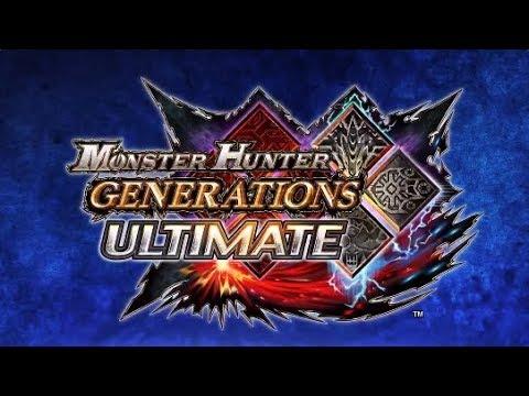 Capcom Monster Hunter Generations Ultimate (Switch, ML)