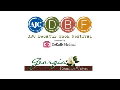 Decatur Book Festival - A Romance Lover's Guide
