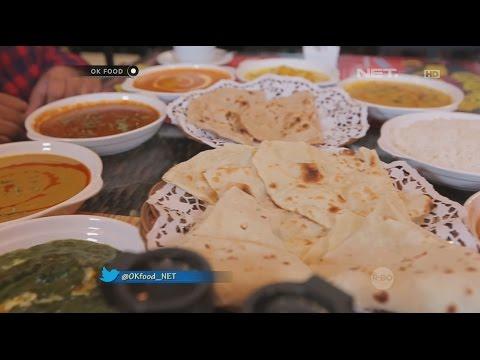 Video Mencoba Makanan Khas India di D' Bollywood