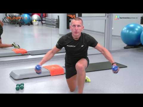 W szkoleniu basen dla mięśni