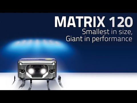 Datalogic Matrix 120 - Smallest in Size, Giant in Performance!