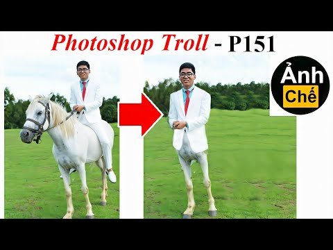 Ảnh Chế  💓 Photoshop Troll (P 151), James Fridman