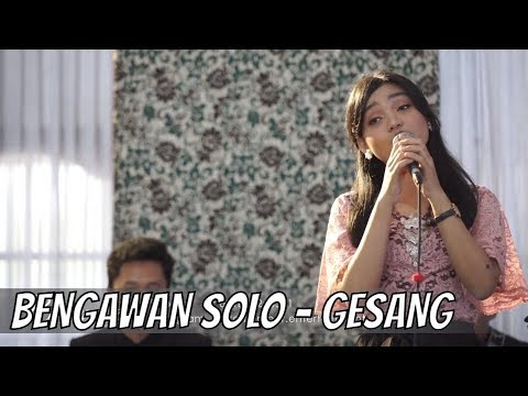 BENGAWAN SOLO - GESANG COVER BY REMEMBER ENTERTAINMENT
