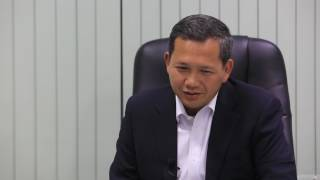 EXCLUSIVE : Interview with H.E Hun Manet
