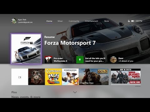 The Latest Xbox One Update Fixes The Home Screen, Again