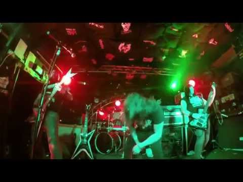 Black Tamanous  - Decapitated - Live in Wakefield 2014