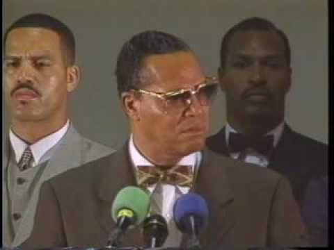 MIN.FARRAKHAN: THE DUMBING DOWN OF THE AMERICAN PEOPLE