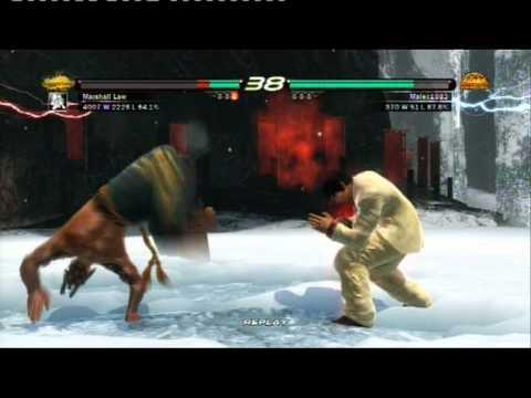 Tekken 6 Online: Law [KBB] vs. Eddy