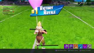 XNM Sniping For The VICTORY In One Shot (FORTNITE)