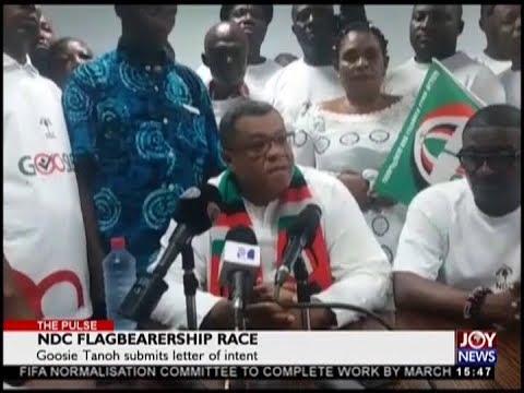 NDC Flagbearership Race - The Pulse on JoyNews (30-8-18)