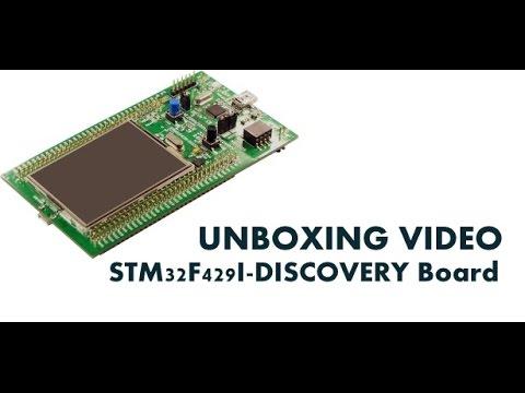 STM32F429-Discovery & GY-85 - смотреть онлайн на Hah Life