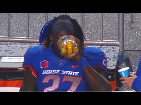 Will Boise State's Jay Ajayi Bring Pickle Juice To NFL? | CampusInsiders