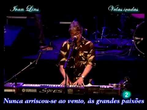 Ivan Lins - Velas içadas   (San Javier 2008)